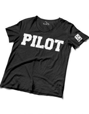 Pilot Férfi Hátimotoros Póló